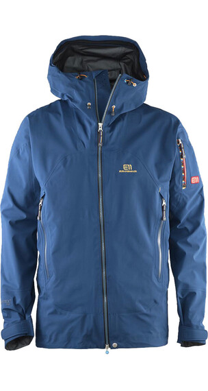 Elevenate M's Bec de Rosses Jacket Dark Steel Blue